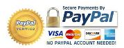Payments through Source One website are secured by Paypal